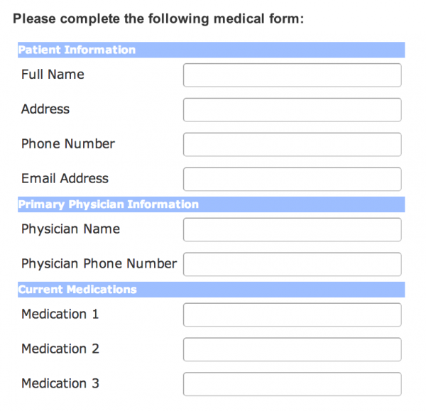 how to add checkboxes to any form